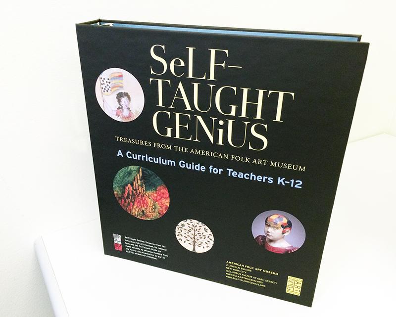 Self-Taught Genius Curriculum Guide hero image
