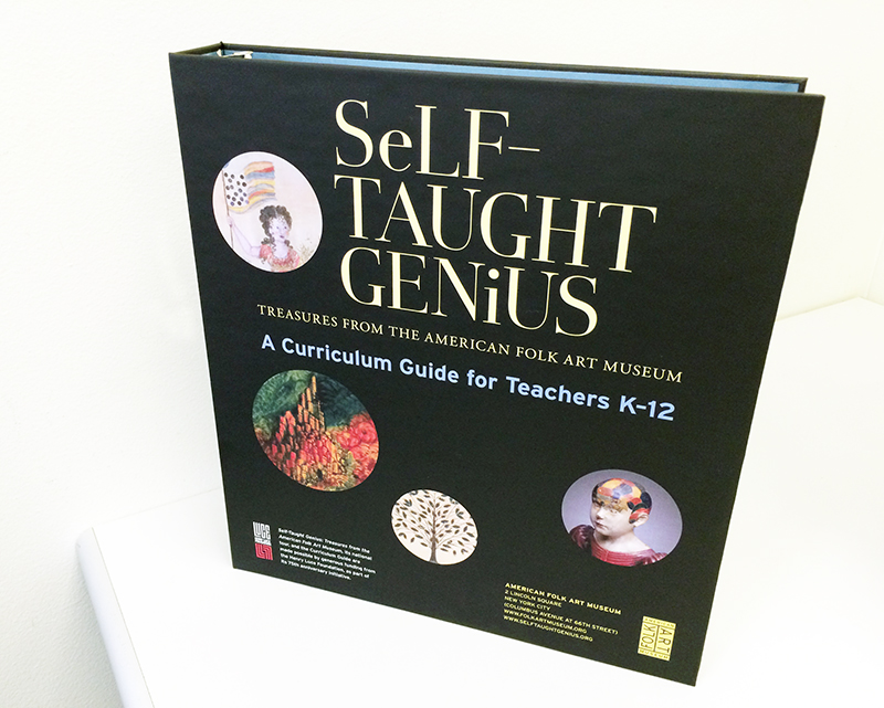 Self-Taught Genius Curriculum Guide hero image