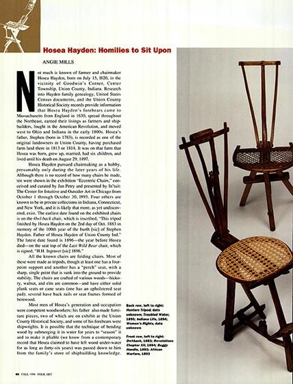 Hosea Hayden thumbnail