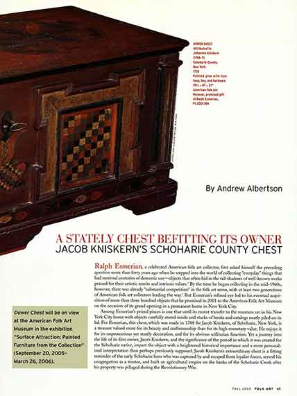A Stately Chest Befitting Its Owner thumbnail
