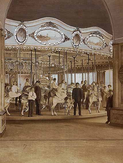 The Construction of a Carousel thumbnail