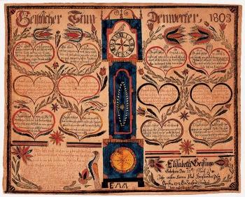 Religious Text with Spiritual Chimes for Elisabeth Geissinger thumbnail
