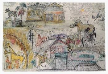Houses and Two Hundred Animals thumbnail