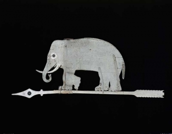 Elephant Weathervane thumbnail
