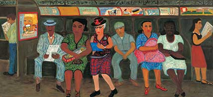 Commute for Subway Art Is Three Years, Door to Door thumbnail