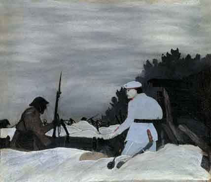 Horace Pippin's Autobiography from the First World War thumbnail